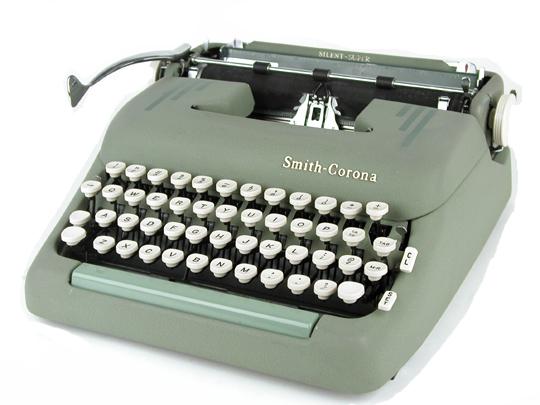 Smith-Corona Typewriters | Vintage Models l Ribbon-Parts-Memorabilia