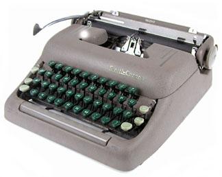 Dating Your Smith-Corona Typewriter - Oliver Typewriter Shop Store