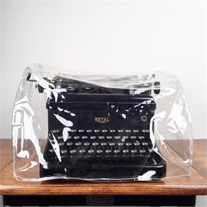 Standard typewriter dust cover
