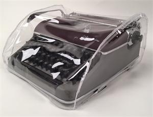 portable typewriter dust cover